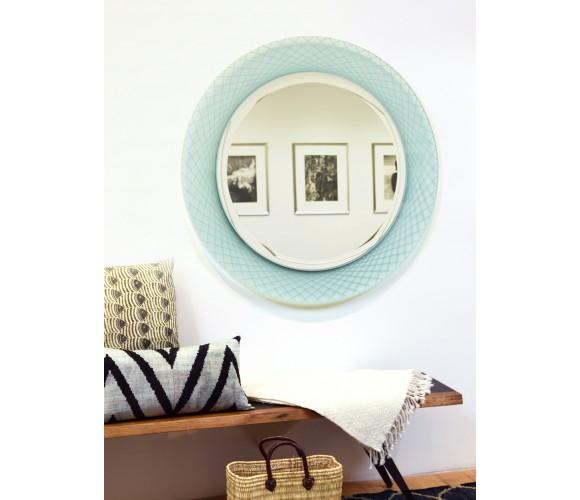 "28"" Spiro Mirror Frame"