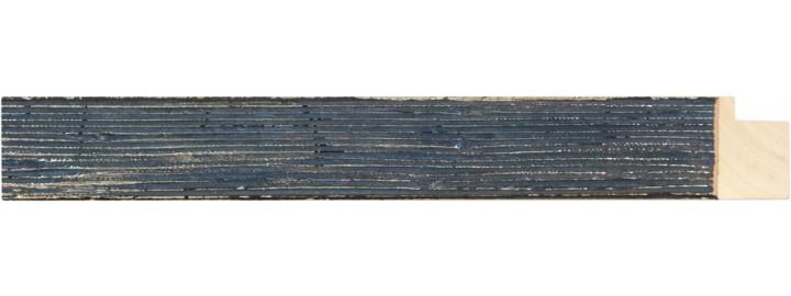 Blue Delta Silver Block