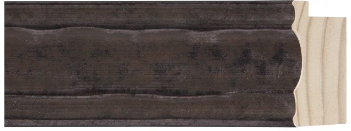 """2 1/2"""" Sculpted Iron Wide"""