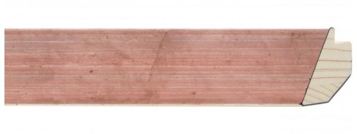 """1 1/2"""" Brancusi Oro Rosa Angle"""