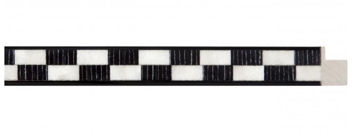 Small Black/White Checkerboard