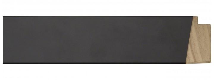 Medium Angled Black