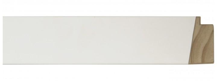 Medium Angled White