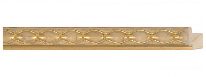 Cool Gold Gaudi Waves
