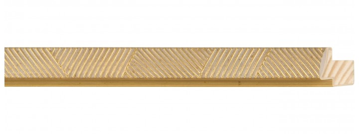 Cool Gold Comb