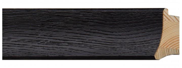 """2"""" Coal Black Veneer Scoop"""