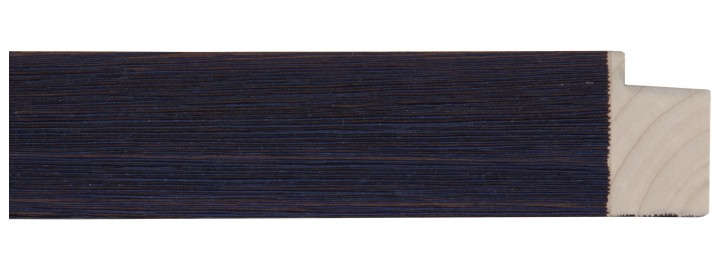 Indigo Wash Over Pine Block
