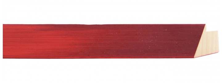 Ruby on Crimson Large Angle