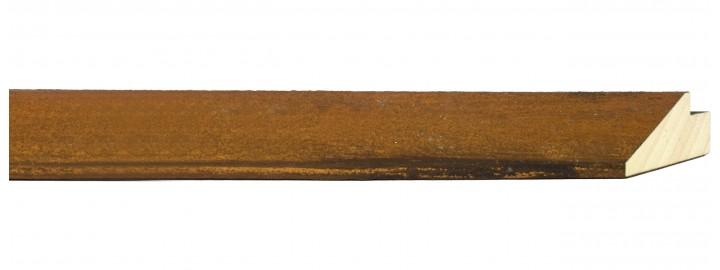 Rusted Corten Steel Angle