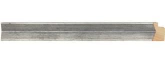 Silver Zephyr Mid-Century