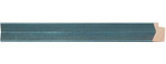 Blue Celestine Mid-Century