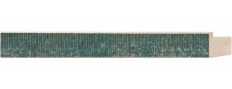 Turquoise Shimmy Cap