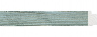 "1"" Bar Harbor Blue Grey"