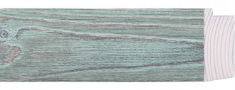 "2"" Bar Harbor Blue Grey"