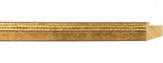 Gold Opera Beaded Cap