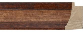 Large Cohiba Cognac Leather Panel