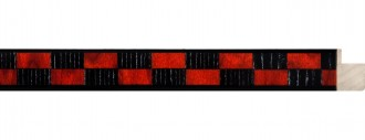 Small Red/Black Checkerboard