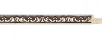 Small Silver w. Ornate Top & Wash