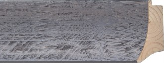 "3 1/4"" Juniper Grey Cerused Veneer"