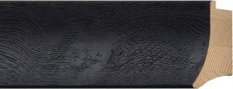 3 1/4' Coal Black Veneer Scoop