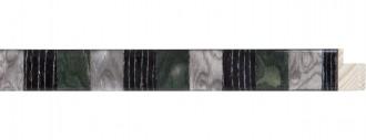 Gray, Green, Wenge Sqaures
