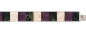Purple, Green, Beige Squares