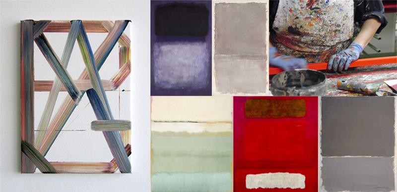 Rothko Inspiration 2016