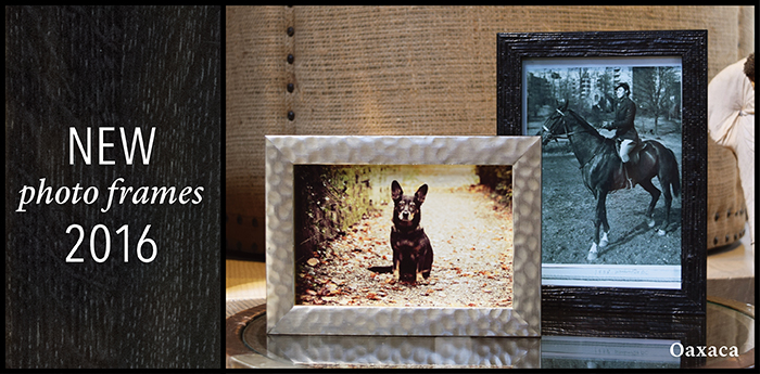 Oaxaca Line Photo Frame Featured Slide